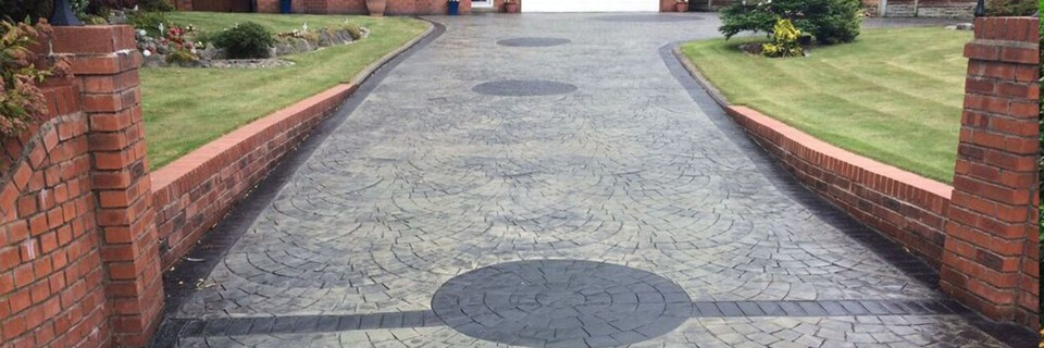 Pattern Imprinted Concrete Specialist in the heart of Lancashire